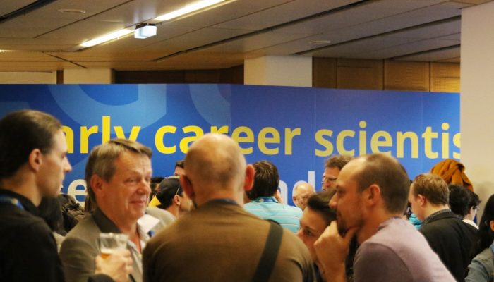 What's on for early career scientists at the Assembly in 2019