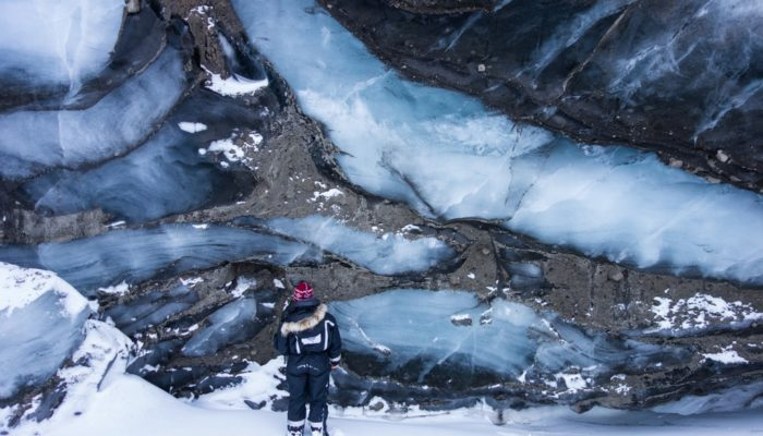 Imaggeo on Mondays: Up close and personal with Svalbard glaciers