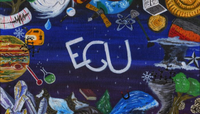 GeoTalk: Connecting art and science with the 2019 EGU artists in residence