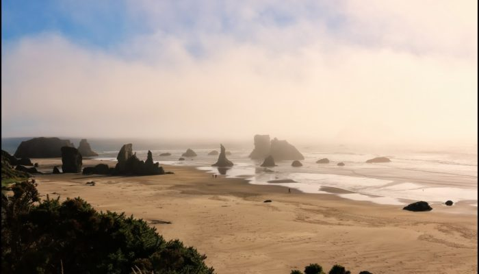 Imaggeo on Mondays: Foggy Bandon beach, Oregon