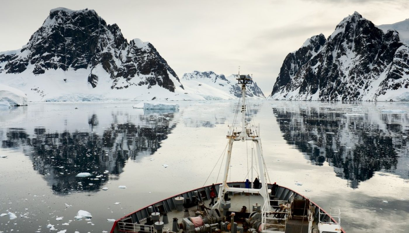 GeoLog | Antarctica Archives - GeoLog