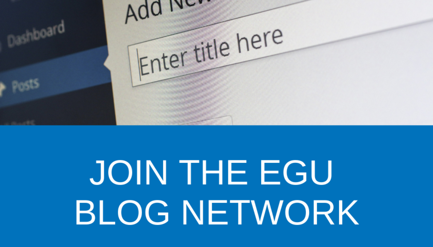 GeoLog | The official blog of the European Geosciences Union