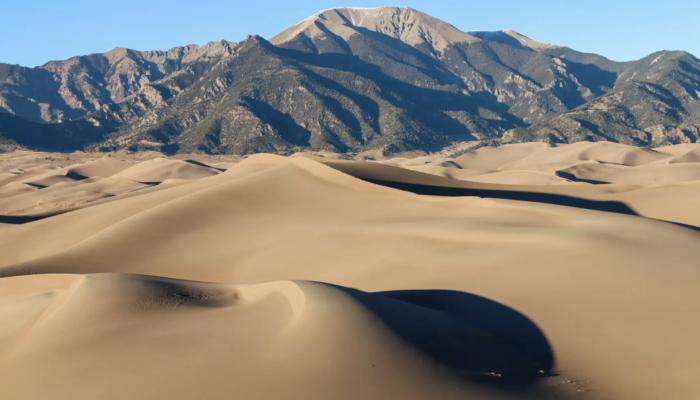 Imaggeo on Mondays: Great sand dunes and beyond