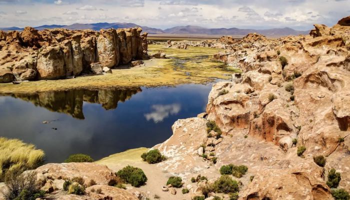 Imaggeo on Mondays: Journey to Bolivia's Laguna Negra