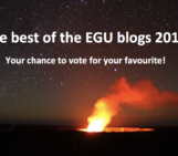 Looking back at the EGU blogs in 2019: a competition