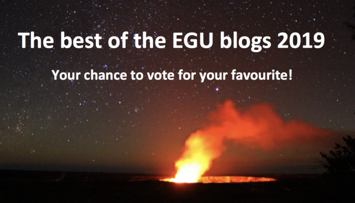 Winners of the EGU Best Blog Posts of 2019 Competition