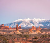Imaggeo On Mondays: Contrasting Colors of Pinnacles and Mountains