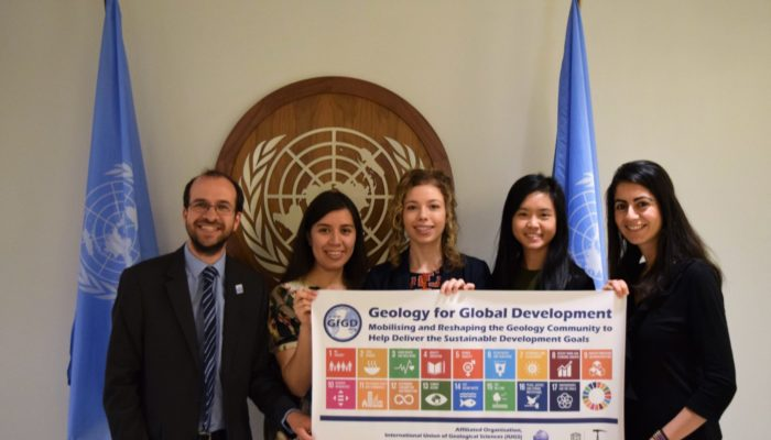GeoTalk: Joel Gill discusses the UN's Sustainable Development Goals and the 'Decade of Action'