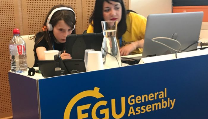 Accessibility at EGU: Parenting at the General Assembly? Yes to the creche!