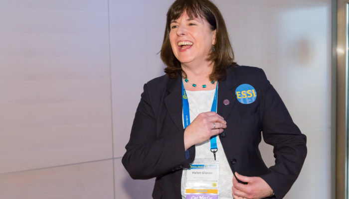 GeoTalk: Meet the EGU's next president, Helen Glaves