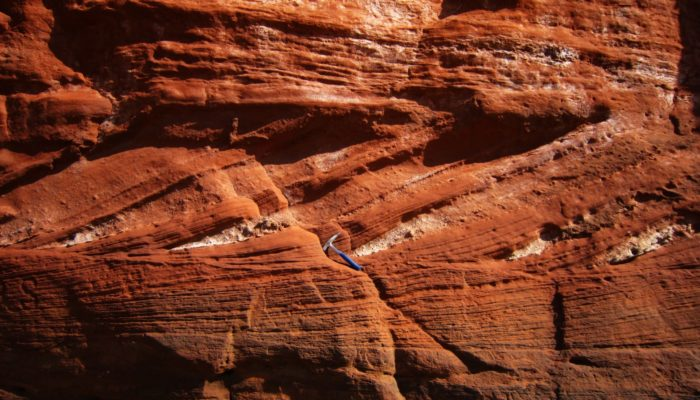Imaggeo on Mondays: Red triassic sandstone