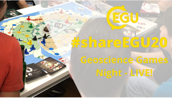 #shareEGU20: Geoscience Games Night – LIVE!