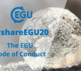 #shareEGU20: the EGU code of conduct