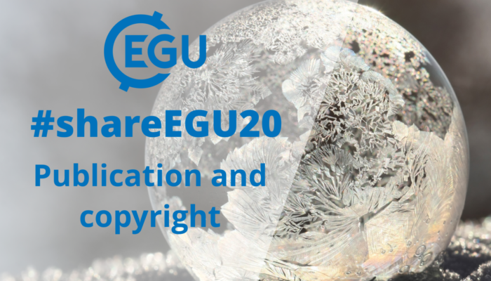 #shareEGU20: publication and copyright