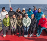 All at sea: UK women's experiences of female leadership roles on ocean-going research vessels
