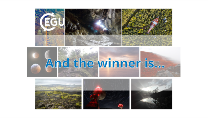 Announcing the winners of the EGU 2020 Photo Competition!