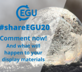 #shareEGU20: commenting and what happens to your displays