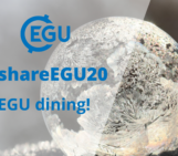 #shareEGU20: An EGU dining experience in your own home..?!