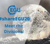 #shareEGU20: meet the other Divisions you might come across next week – CL, ERE and G