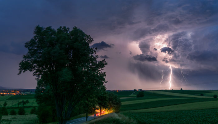 Geosciences Column: Thunderstorm asthma, the unexpected impact of lightning storms on pollen allergies.