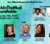 GeoTalk: #BlackInTheMud panellists reflect on Black in Geoscience Week 2020