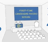First-time convening an EGU session? Some advice from the Early Career Scientists.