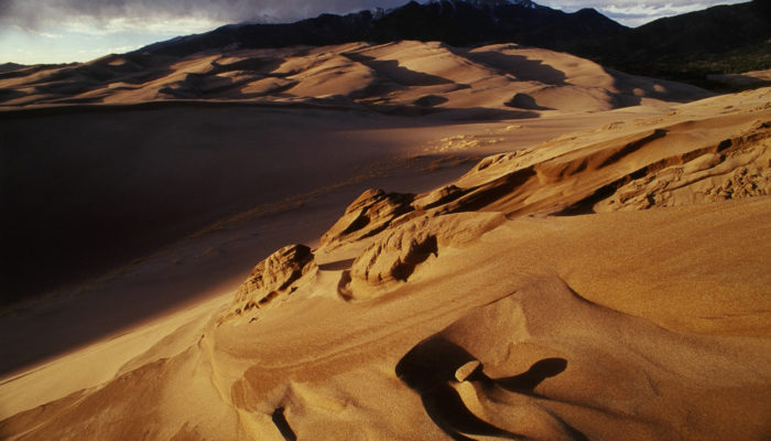 Imaggeo On Monday: Great Sand Dunes Sunset