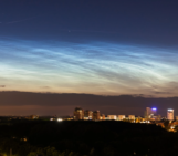 Imaggeo On Monday: Catching a glimpse of the Mesosphere