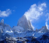"Imaggeo On Monday: ""Smoking"" peaks of the Patagonian batholith"