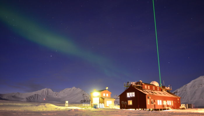 Imaggeo On Monday: Revealing the secrets of the Arctic sky