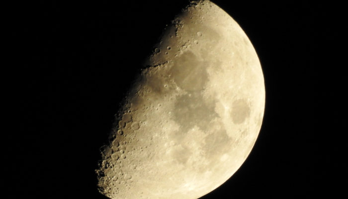 Imaggeo On Monday: Increasing Moon – seen from Hamburg