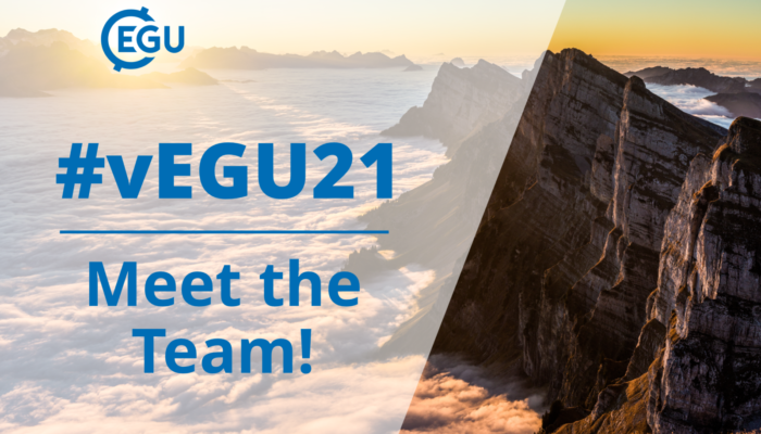 vEGU21 GeoTalk: Meet the Communications Team!