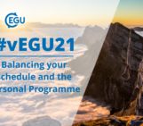 How to vEGU: balancing the schedule and your personal programme with caring responsibilities