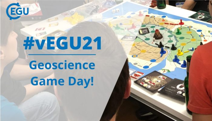 How to #vEGU21: EGU Games Day!