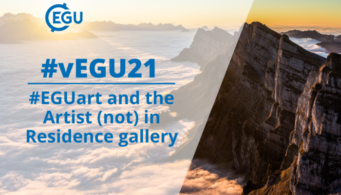 vEGU21: #EGUart and the Artists in Residence Gallery