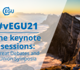 What's on at vEGU20: the keynote sessions