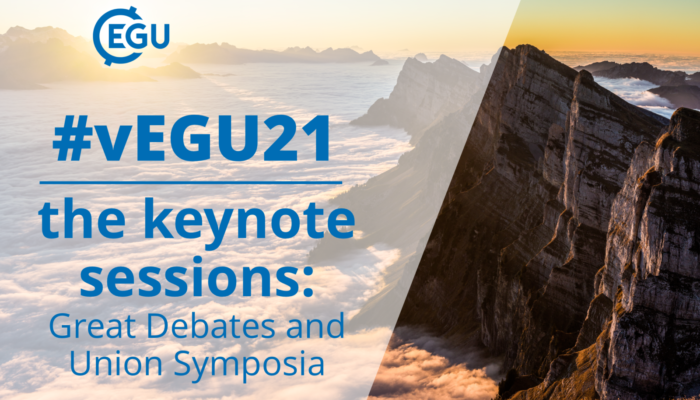 What's on at vEGU21: the keynote sessions