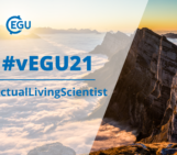 What's on at vEGU21: #ActualLivingScientist