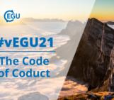 How to vEGU: The EGU Code of Conduct