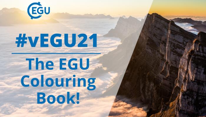 vEGU21: the EGU colouring book!