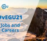 Whats on at #vEGU21: Jobs and Careers!