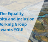 EGU Equality, Diversity and Inclusion Working Group: 'We need to diversify our team'