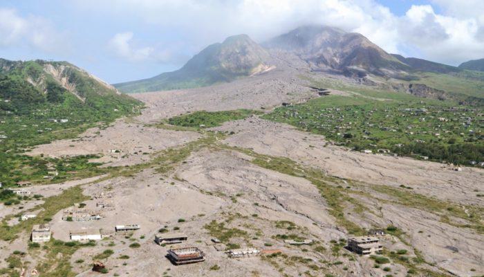 Imaggeo On Monday: The lost capital of Montserrat