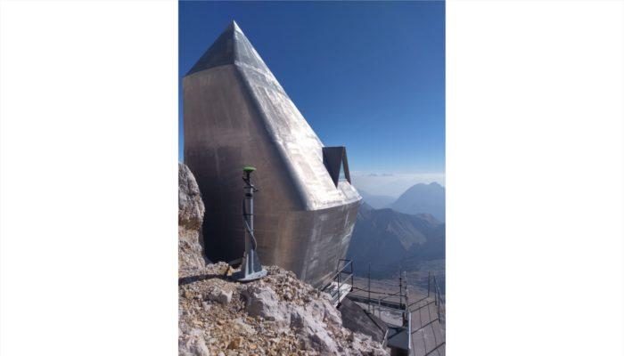 Imaggeo On Monday: Geodesy on Zugspitze