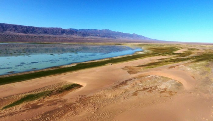 Imaggeo On Monday: An ever evolving landscape – Orog Nuur, Mongolia