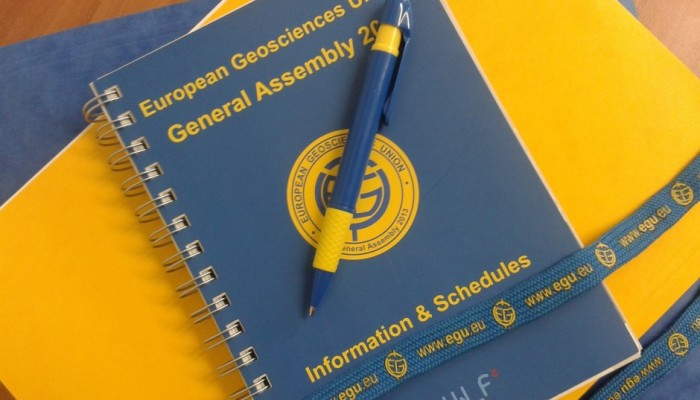 EGU 2015 General Assembly programme is now online!