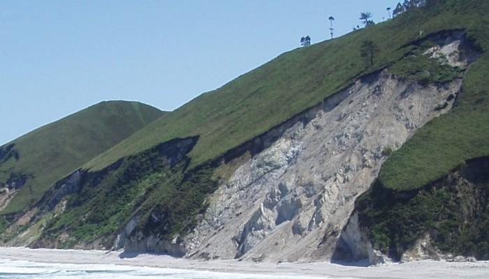 Imaggeo on Mondays: Landslide on the Cantabrian coastline