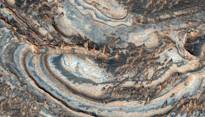Geosciences Column: The quest for life on Mars