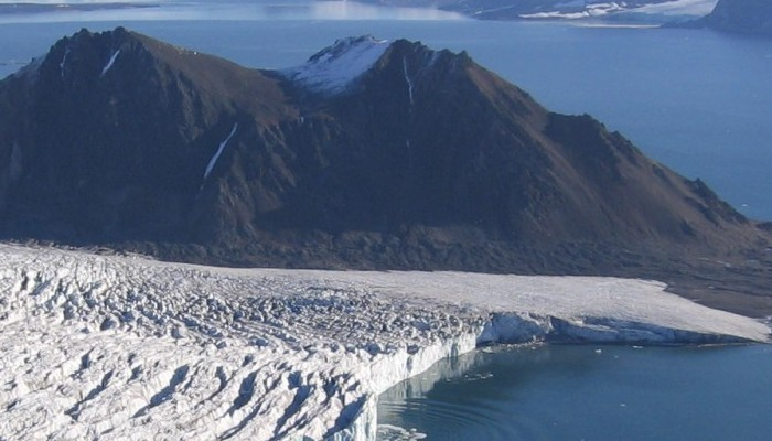 Imaggeo on Mondays: Retreating Glacier