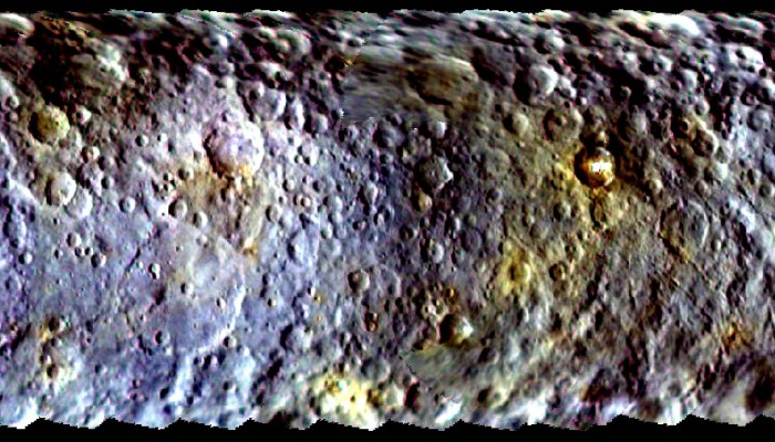 Findings from NASA's Dawn Mission shed new light on Ceres